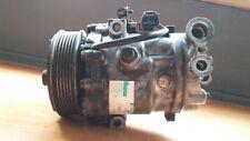 51803075 Compressore Aria Condizionata Clima A/C FIAT PUNTO EVO 13 1.3 MULTIJET