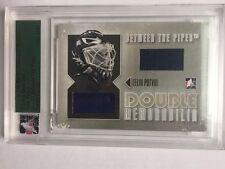 06-07 Buy Back Card Felix Potvin Jersey Double Memorabilia History Of Hockey ITG