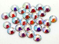 1440 x DMC Flat Back Foiled Crystals, EIMASS® Non Hot Fix Glass Rhinestones Gems