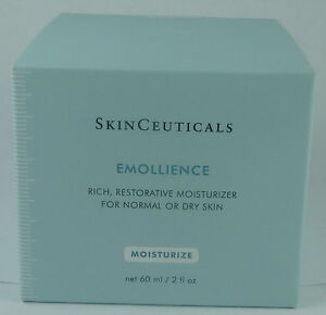 SKINCEUTICALS EMOLLIENCE MOISTURIZER 60 ML NEW IN BOX