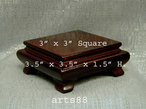 Chinese Traditional Wooden Stand / Pedestal for Display