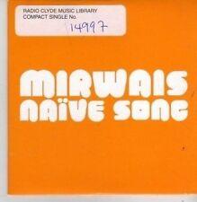 (BP760) Mirwais, Naive Song - DJ CD