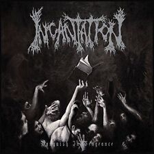 Incantation - Vanquish in Vengeance CD 2012 death metal Listenable Records press