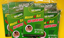 Mouse Rat Bug Spider Rodent Trap Catcher Board Sticky Household