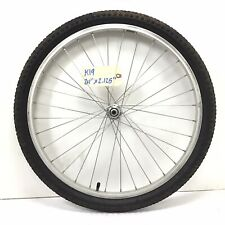 """24"""" Xrim Front Bicycle Alloy Wheel Silver with 2.125"""" Tire Mountain Bike #k19"""
