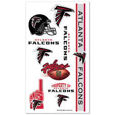 Atlanta Falcons Temporary Tattoos