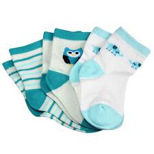 Newborn Baby Socks - 3pk - 0-3 Months