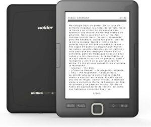 Libro Electrónico Wolder