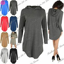 Long Sleeve Viscose Dresses Plus Size for Women