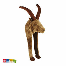 Berretto Animali STAMBECCO Peluche - Cappello Adulti Bambini Got Funny Hat  Capra e37389056487
