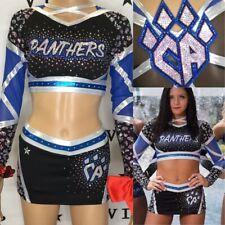 Cheerleading Uniform  Allstars CA Panthers Adult SM