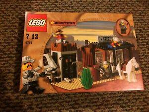 Lego 6764 Western Sheriff's Lock Up - BRAND NEW SEALED
