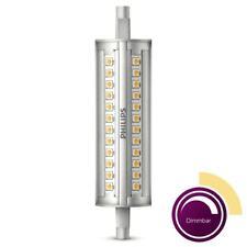 Philips LED Lampe ersetzt 120W, R7S Stab, warmweiß, 2000 Lumen, dimmbar, 1er Pac