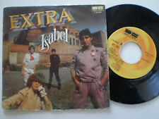 """Listen! GREAT SPAIN POWER POP NEW WAVE 45 1983 Extra """"ISABEL"""""""