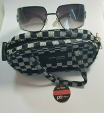 Paula Creamer Sundog Sunglasses Golf, Purse case NWT