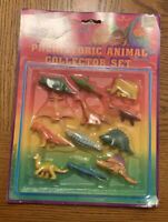 MOC 1992 Imperial Prehistoric World Of Dinosaurs Animal Collector Set
