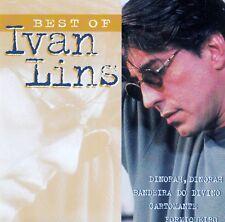 IVAN LINS : BEST OF IVAN LINS / CD - TOP-ZUSTAND