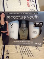 Nexxus Y Serum Younger Shampoo, conditioner 5 oz  and Y Serum Treatment 2 oz set