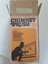 """Vintage Economy 6"""" Round Wire Chimney Brush"""