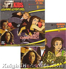 Spy Kids 2x Nightmare Machine & Candy Conspiracy New Cd
