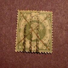 Great Britain Stamp Scott# 122 Queen Victoria Jubilee Issue 1887-92 L37