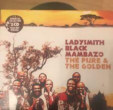 Pure & the Golden, Ladysmith Black Mambazo 2xCD