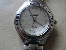 Men's Monte Carlo Quartz watch Working