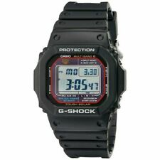 Casio Men's Tough Solar G-SHOCK Multiband 6 Digital Watch GW-M5610-1