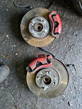 FORD FIESTA ST180 MK7 FRONT CALIPERS AND HUBS WITH PADS & DISCS - UPGRADE