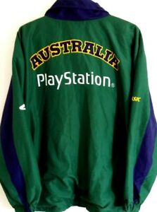 Kangaroos Vintage Classic Rugby League NRL ARL MENs Jacket Made In Australia
