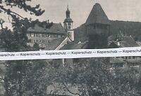 Tiengen am Hochrhein - Waldshut - Storchenturm - um 1930 (?) - selten!  O 22-2