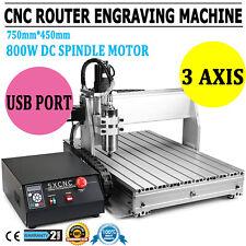VEVOR 6040 CNC ROUTER ENGRAVER ENGRAVING CARVING MACHINE BALLSCREW 3 AXIS USB