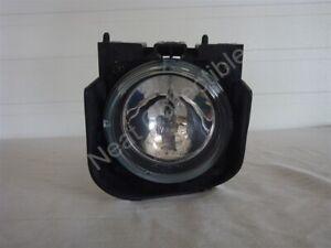 NOS OEM Ford Explorer Mercury Mountaineer Round Driving Light Lamp w/Bracket LH