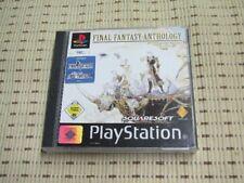 Final Fantasy Anthology für Playstation 1 PS1 PSone PSX *OVP*