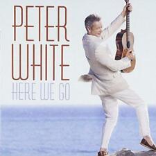Peter White - Here We Go (NEW CD)