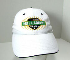 Drive Smart Virginia Baseball Cap Youth Hat White Cotton One Size