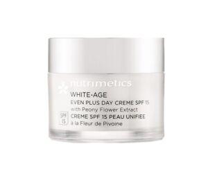 Nutrimetics White-Age Even Plus Day Crème SPF 15 60ml