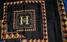 HBS 1950 Logo 100% Silk Scarf 34 x 34 HARVARD BUSINESS SCHOOL ~ ALUMNI Unsure