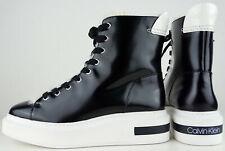 CALVIN KLEIN TRAVIS Plateaustiefelette Boots Stiefelette Bootie Damen Gr.36 NEU