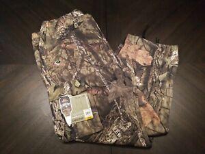 Mossy Oak Break-up Camo Men's Cargo Multi-Pockets Pants XXL 44/46