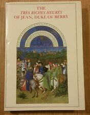 Tres Riches Heures of Jean, Duke of Berry By Longon, Jean
