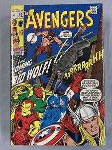 Marvel Comics AVENGERS OMNIBUS #3 DM BUSCEMA Cover New (2018) Global Shipping