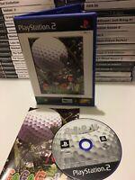 ❤️ Jeu Playstation 2 Ps2 Pal Fr Go Go Golf