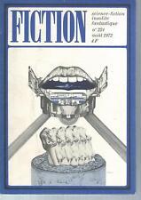 Fiction 224.Philip K.Dick, Fritz Leiber, Theodore Sturgeon... SF53