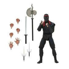Tmnt les Tortues Ninja Figurine Foot Soldier (bladed) NECA