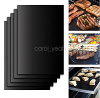 Easy BBQ Grill Mat Bake NonStick Grilling Mats Barbecue Pad As Seen On TV