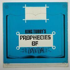 "Prophets ""King Tubby's Prophecies of Dub"" Rare Reggae LP Prestige mp3"