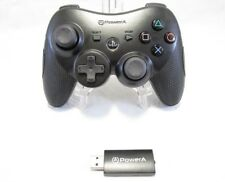 Power A Wireless Controller PS3 Power A Black Play Station 3