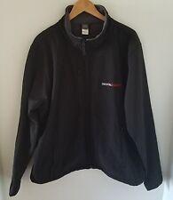 Regatta Professional Mens Black Softshell Jacket Full Zip Size UK XXXL/EU 62