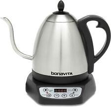 Bonavita Bv382510V 1.0L Digital Variable Temperature Gooseneck Kettle